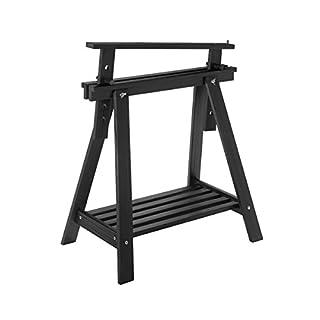 Astigarraga CAB005.59 Black Easel (Black, Wood, 700 mm, 400 mm, 985 mm)