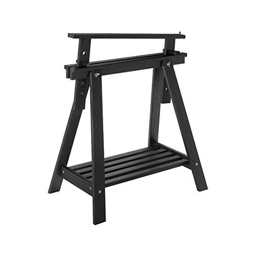 Tischböcke höhenverstellbar mca2016001 schwarz