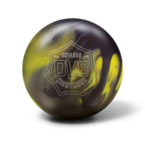 Brunswick Endless Nightmare Bowlingkugel Blau blau 6,8 kg
