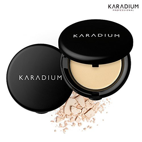 [KARADIUM] Collagen Moisture Two Way Cake SPF25 PA++ 11g / Moisturizing Sebum Control Pact - 2 Colors (#23 Natural Beige) by KARADIUM