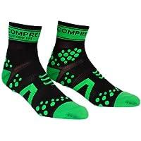COMPRESSPORT Pro Racing V2 Run Hi Socks