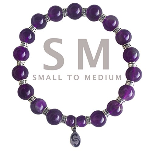 apoccas-semi-precious-crystal-bracelet-mycen-925-sterling-silver-amethyst-purple-8-mm-diameter-women