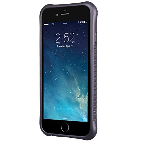 iPhone 6 6S Plus Fall, Hülle, Case True Color® Polka Dots & Daisies Relief bedruckt stoßabsorbierenden TPU Schutz rutschfest Sony Weiche Rugged Schutzhülle für iPhone 6 Plus 14 cm + kostenlosem Stylus Mint Polka Dots on Chevron