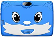 Lenosed Kids Tab A73, Tablet 7 inch, Android 8.1.0, 16GB, 2GB DDR3, Wi-Fi, Quad Core, Dual Camera, (blue)
