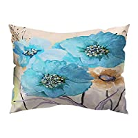 Print Pillow Case,Polyester Sofa Car Cushion Cover Home Throw Pillow Cover - (30 X 50cm)   Decorative, Washable Cushion Covers for Couch, Sofa, Bedroom, Living Room