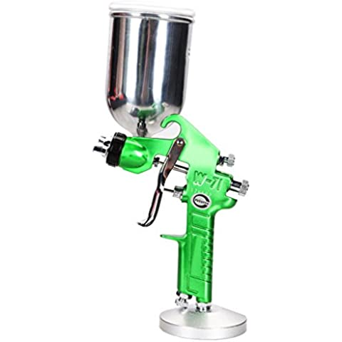 valianto w71-g Spray de aire Alimentación por gravedad Pistola, Verde