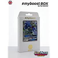 Box #myboost DRAMPA GX 115/145 - SUN AND MOON 2 - 10 English