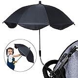 NIBESSER Convertures Anti-UV pour Poussette Parapluie Parasol Poussette...