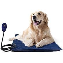 Blue Bridge Casa de Perro, Manta eléctrica del termostato del Animal doméstico, Almohadilla térmica