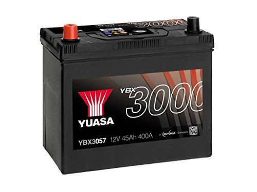 Yuasa YBX3057 Batteria Avviamento, Altro, 238mm X 129mm