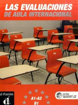 Las evaluaciones de Aula internacional: Buch + CD-PLUS (Audio-CD/MP3 + PDF/Word)