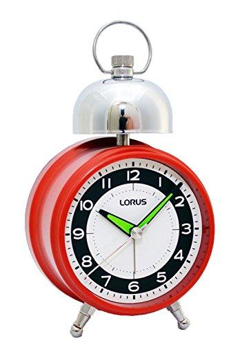LORUS BELL ALARM CLOCK
