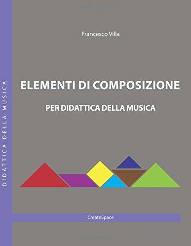 Elementi di Composizione per Didattica della Musica