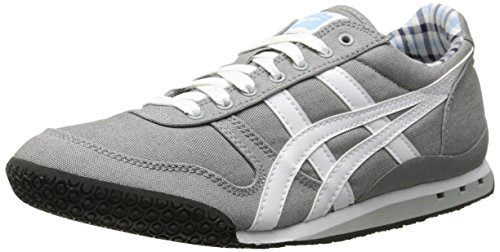 Onitsuka Tiger by Asics Ultimate 81 Leinwand Turnschuhe Grey/White