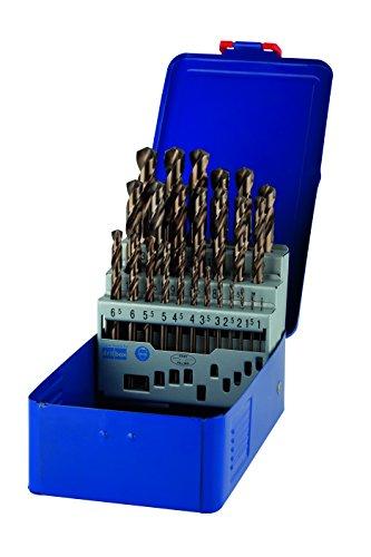 Irwin 10503730HSS Pro Kobalt-Bit-Set mit Behälter (25-teilig) -