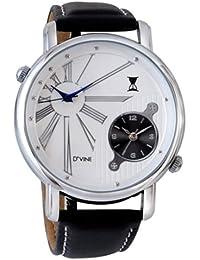 DVINE White Dial Men's Watch ED4001(S) WT01