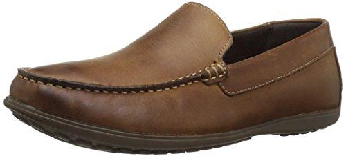 Rockport Mens Bayley Venetian II Slip-On Loafer- Camel