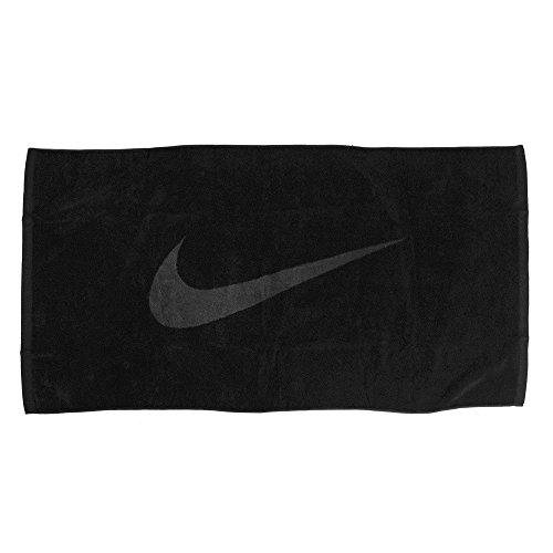 Nike Erwachsene Sport Towel Handtuch, Black/Anthracite, One Size