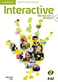 Interactive for Spanish Speakers 1 Workbook with Audio CD - 9788483236222