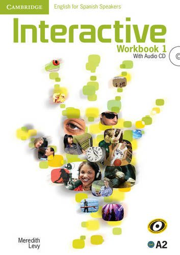 Interactive for Spanish Speakers 1 Workbook with Audio CD - 9788483236222 por Meredith Levy