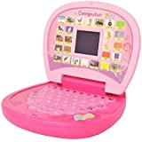 BARBIE ABC And 123 Learning Kids Laptop With LED Display And Music 3.2 Out Of 5 Stars