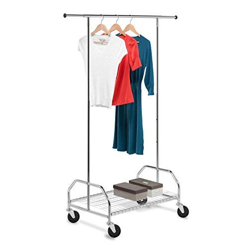 honey-can-do-gar-01506-heavy-duty-bottom-shelf-garment-rack