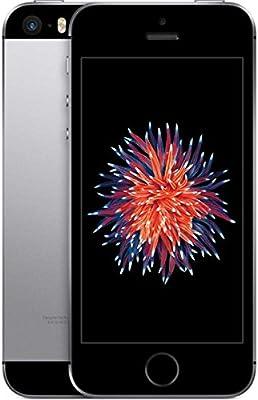 Apple iPhone SE 64GB 4G Negro, Gris - Smartphone (SIM única, iOS, NanoSIM, EDGE, GSM, DC-HSDPA, EVDO, HSPA+, UMTS, LTE)