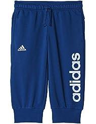 Adidas YG lin 3/4PT Pantalon 3/4, filles