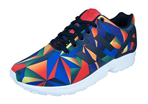 newest b385a 83215 adidas Herren ZX Flux Turnschuhe, Multicolour EU41 1 3