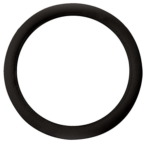 Cora 000120633 Couvre-Volant en Tissu, Noir