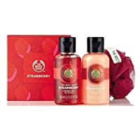 The Body Shop Strawberry Gift Set 3 pieces