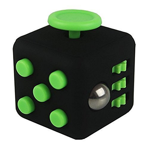 Fidget Cube Toy Anxiety Stress Relief Calming Toy for Focus