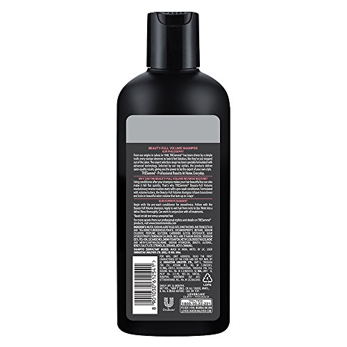 TRESemme Beauty Full Volume Shampoo, 190ml