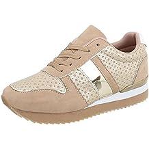 Zapatos para mujer Zapatillas Plano Zapatillas Low Ital-Design