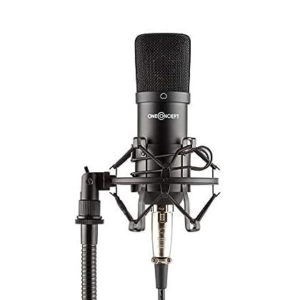oneConcept Mic-700 micrófono de Estudio • Micró...