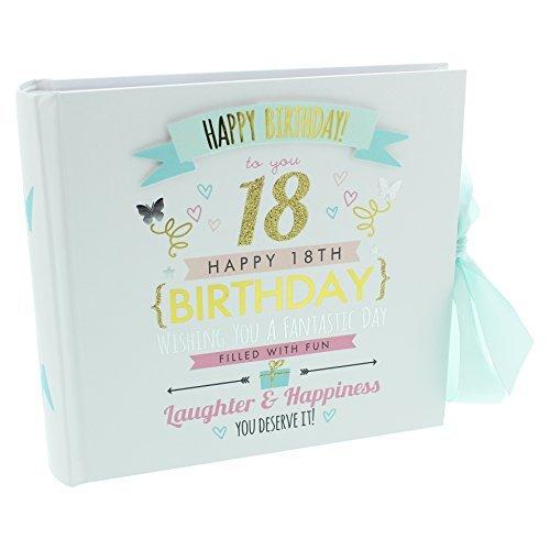 "rift ""Happy 18th Birthday"", für 80Fotos je 15x 10cm ()"