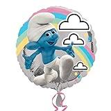 balloon express 24155 palloncino puffi elio