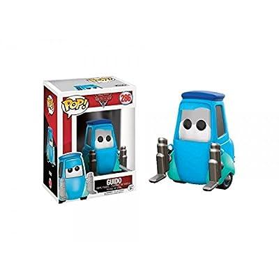 Funko - Figurine Disney Cars 3 - Guido Exclu Pop 10cm - 0889698129138