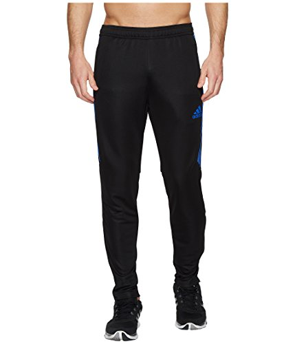 adidas Herren Fußball Tiro 17 Training Pants - schwarz - (Training Pants Tiro Adidas)
