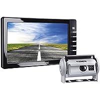 DOMETIC PerfectView RVS 580 Rückfahrkamerasystem mit Shutterkamera, kabelgebunden, Monitor 17,8 cm
