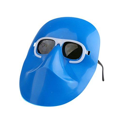 F Fityle Casco de Soldadura Oscurecimiento Automático Herramientas Electrodoméstico Máscara - Gafas negras