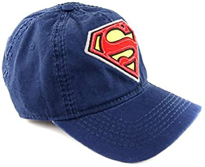 Superman Retro Trucker Basecap mit Logo JEANSSTYLE von Superman bei Outdoor Shop