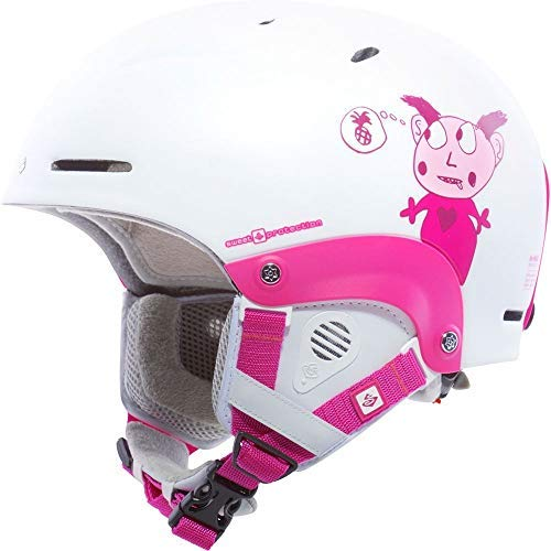 Sweet Protection Kinder Helmet Blaster Satin White, M/L - Blaster Snowboard