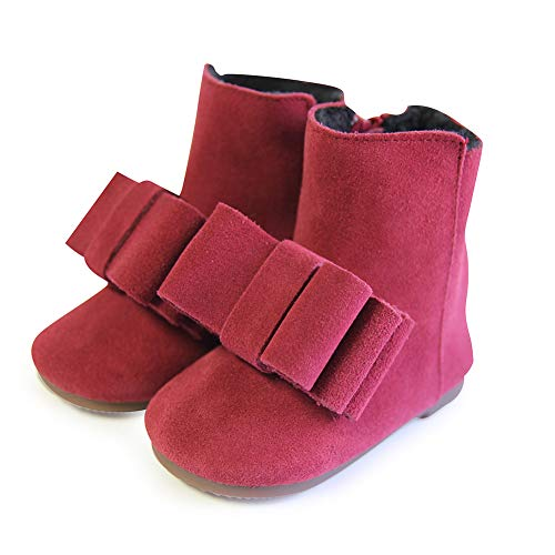 GUTE BOTE Toddler Girls Shoes - Stylish Fashion Boots for Little Girl Children (Toddler/Little Kid)
