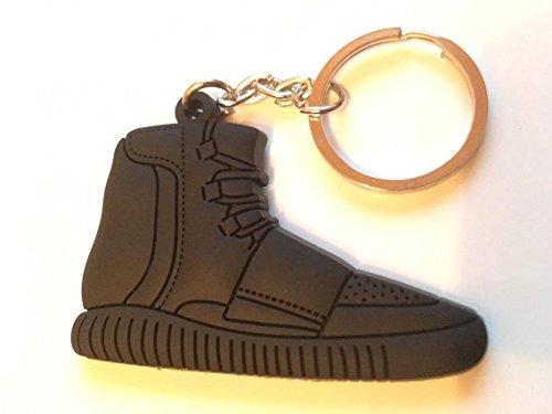 Preisvergleich Produktbild Adidas Yeezy 750 Boost Schlüsselanhänger Schwarz Sneaker Keychain Black