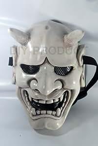 airsoftmask japonais Hannya Evil Masque Airsoft Masque et Prop