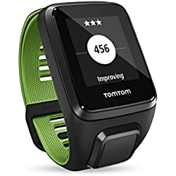 TomTom RUNNER 3 Cardio+Music+Auriculares - Reloj deportivo