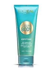 L'Oréal Paris Sublime Body Exfotonic Exfoliant Corps Gommage Micro-billes