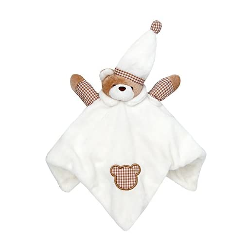 Babytown-Baby-Boys-Girls-Animal-Snuggle-Comforter-Blanket