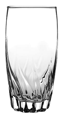 Anchor Hocking 17 Oz Starfire Crystal Iced Tea Glass 83027 - Pack of 12
